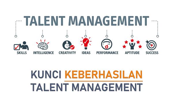 Kunci Berhasil dalam Talent Management