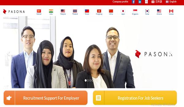 Daftar Recruitment PASONA HR Indonesia