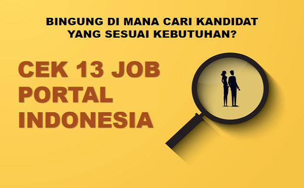 Cari Kandidat? Coba 13 Job Portal Ini!