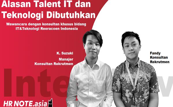 Divisi IT Reeracoen: Tenaga Kerja Ahli IT & Teknologi Semakin Dibutuhkan