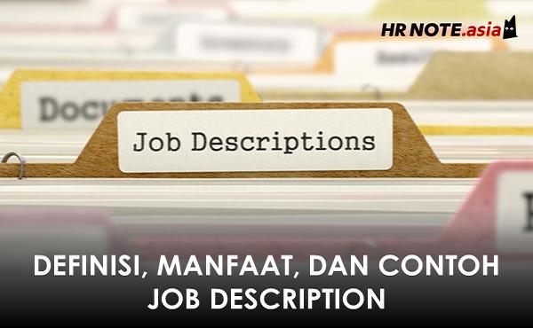 Manfaat&Contoh Job Description