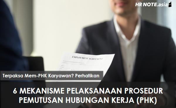 Pemutusan Hubungan Kerja (PHK): 6 Mekanisme Pelaksanaan