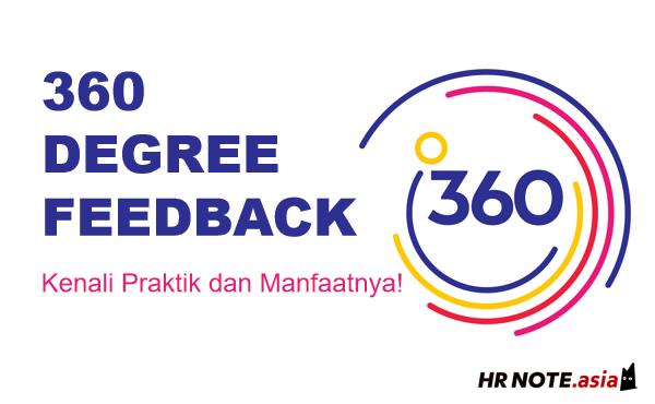 Menggunakan 360 Degree Feedback untuk Evaluasi Kinerja