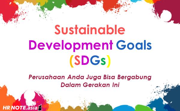 SDGs dan Peran HRD untuk Pembangunan Berkelanjutan