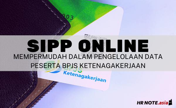 SIPP Online: Cara Pendaftaran dan Keamanan Data
