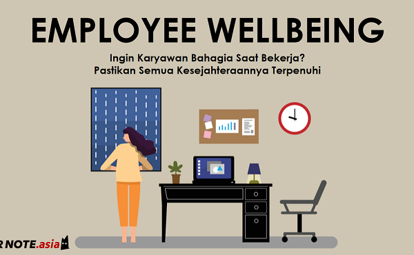 Employee Wellbeing Berdampak Besar Dalam Kebahagiaan Karyawan