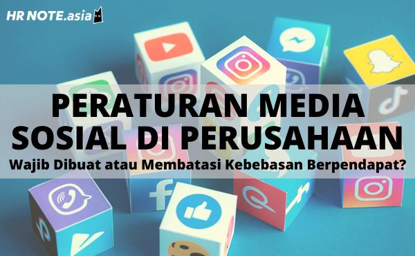 Peraturan Media Sosial di Tempat Kerja: Alasan Penting & Cara Membuatnya