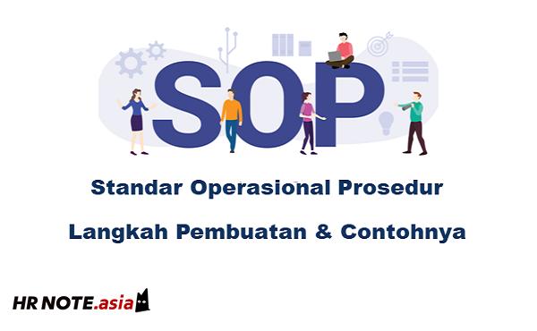 SOP (Standar Operasional Prosedur): Manfaat & Langkah Pembuatan